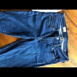 GAP legging skinny jean 30/10L, dark wash